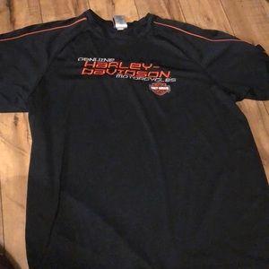 Men's short sleeve Harley Davidson shirt size XL